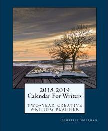 2018-2019 Calendar For Writers
