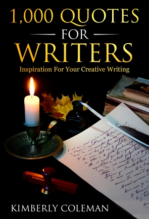 ___new ebk cover 1000Quotes For Writers