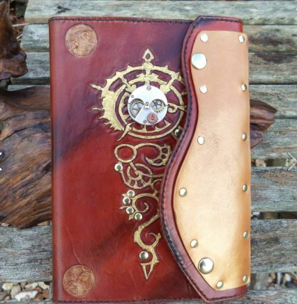 TL Steampunk Notebook