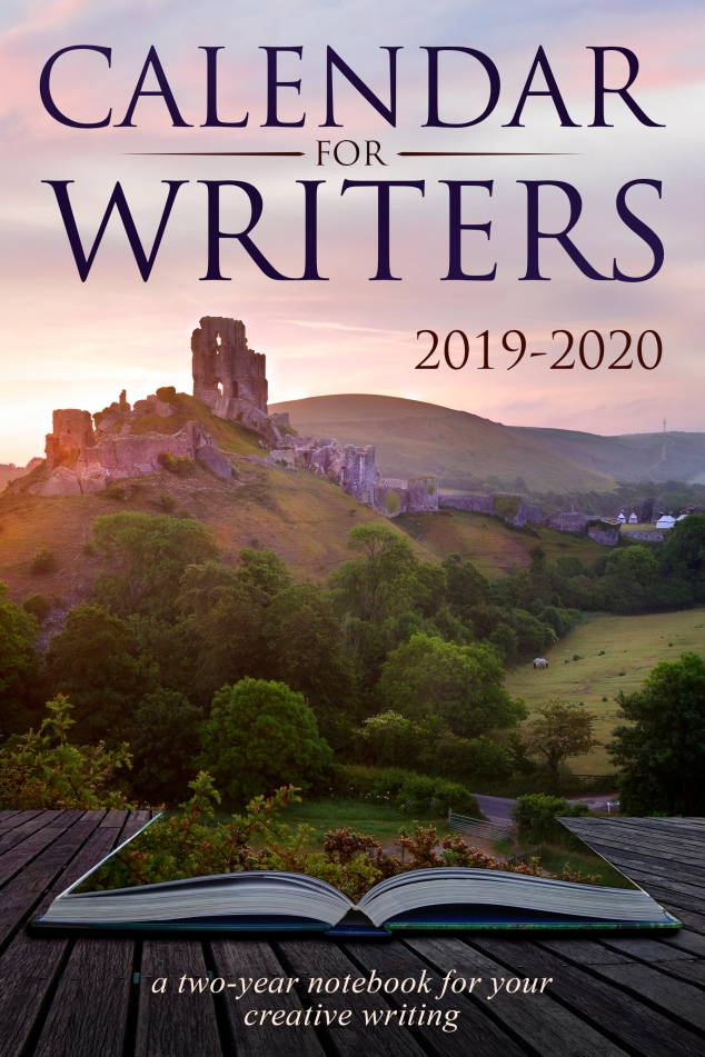 Calendar For Writers new cover May 2018