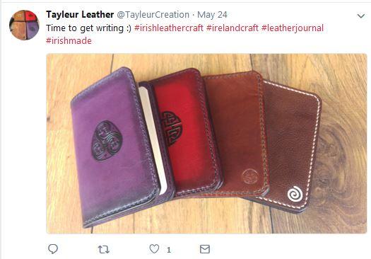 Karl notebooks Twtr