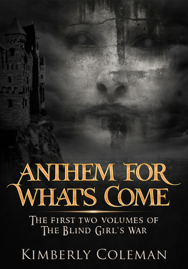Anthem For What's Come new ebk cover